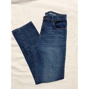 Boys straight leg jeans. Size 14